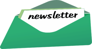 printed and mailed newsletter