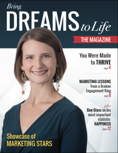 Bring Dreams To Life Magazine